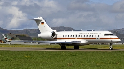 Photo ID 100098 by Bart Hoekstra. Germany Air Force Bombardier BD 700 1A11 Global 5000, 14 02