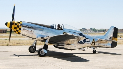 Photo ID 100509 by W.A.Kazior. Private Private North American P 51D Mustang, N451TB