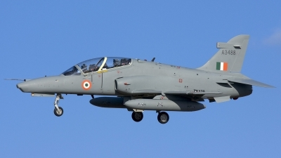 Photo ID 12835 by Gordon Zammit. India Air Force BAE Systems Hawk 132, ZK129