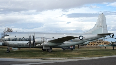 Photo ID 12840 by Jaysen F. Snow - Midwest Tail Chasers. USA Air Force Boeing KC 97G Stratofreighter 367 76 66, 53 00360