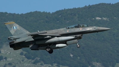 Photo ID 12883 by Giampaolo Tonello. Greece Air Force General Dynamics F 16D Fighting Falcon, 605