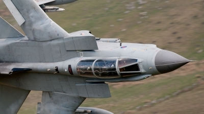 Photo ID 100695 by Paul Massey. UK Air Force Panavia Tornado GR4, ZD719