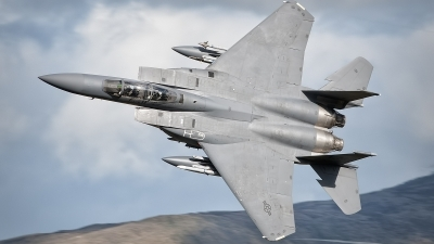 Photo ID 100800 by Lloyd Horgan. USA Air Force McDonnell Douglas F 15E Strike Eagle, 91 0316