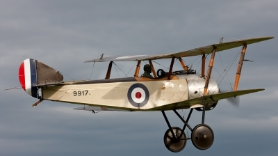 Photo ID 100851 by Andreas Zeitler - Flying-Wings. Private Private Sopwith Pup, G EBKY