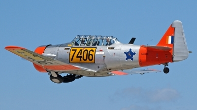 Photo ID 100907 by Steve Homewood. Private Private North American AT 6D Harvard Mk3, N465SH