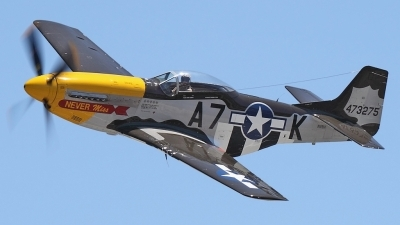 Photo ID 100959 by Joe Osciak. Private Private North American F 51D MkII Mustang, N119H