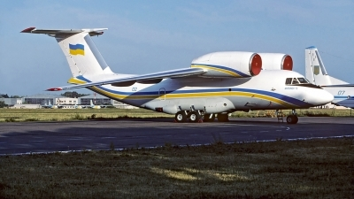 Photo ID 100867 by Carl Brent. Ukraine Ministry of Internal Affairs Antonov An 72, 02 BLUE