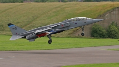 Photo ID 12926 by Jason Grant. UK Air Force Sepecat Jaguar T4, XX835