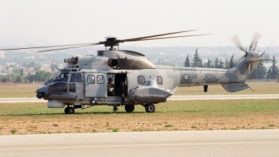Photo ID 100949 by Kostas D. Pantios. Greece Air Force Aerospatiale AS 332C1 Super Puma, 2574