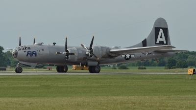 Photo ID 101248 by Rod Dermo. Private Commemorative Air Force Boeing B 29A Superfortress, N529B