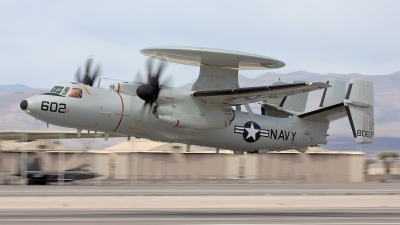 Photo ID 101206 by Jason Hyatt. USA Navy Grumman E 2D Advanced Hawkeye, 168076