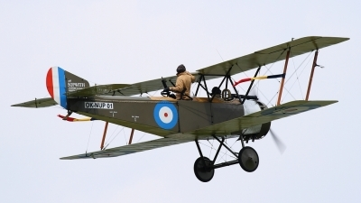 Photo ID 101308 by Maurice Kockro. Private Private Sopwith 1A 2 1 5 Strutter Replica, OK NUP