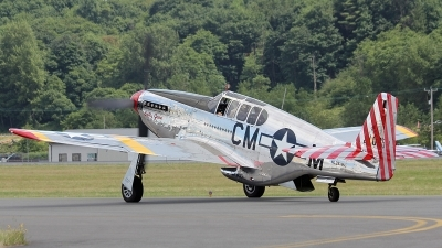 Photo ID 102049 by Aaron C. Rhodes. Private Collings Foundation North American P 51C Mustang, NL251MX