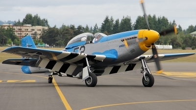 Photo ID 101928 by Aaron C. Rhodes. Private Private North American P 51D Mustang, NL51KD