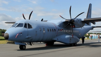 Photo ID 101883 by kristof stuer. Poland Air Force CASA C 295M, 011