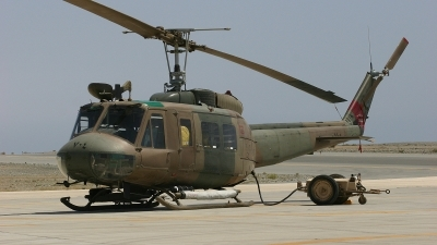Photo ID 13079 by Frank Noort. Oman Air Force Agusta Bell AB 205, 704