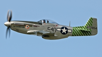 Photo ID 101868 by Dariusz Siusta. Private Private North American P 51D Mustang, N63476