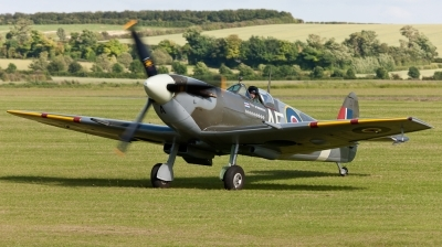 Photo ID 101917 by Andreas Zeitler - Flying-Wings. Private The Fighter Collection Supermarine 349 Spitfire LF5B, G LFVB