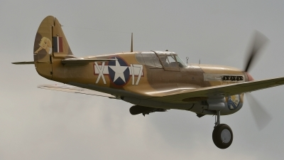 Photo ID 102050 by Martin Thoeni - Powerplanes. Private The Fighter Collection Curtiss P 40F Warhawk, VH PIV