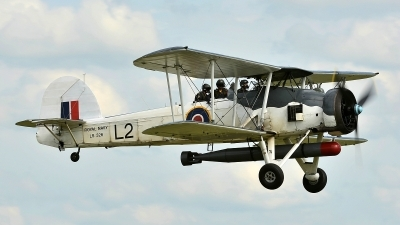 Photo ID 102261 by Martin Thoeni - Powerplanes. UK Navy Fairey Swordfish II, LS326