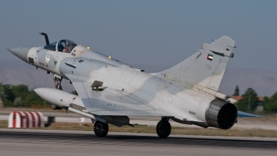 Photo ID 102025 by Erik Bruijns. United Arab Emirates Air Force Dassault Mirage 2000 9AED, 736