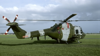 Photo ID 102038 by Joop de Groot. UK Marines Westland WG 13 Lynx AH7, XZ180