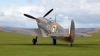 Photo ID 102132 by Stuart Thurtle. Private Private Supermarine 300 Spitfire Mk1A, G CGUK