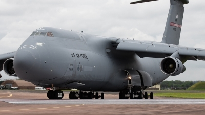 Photo ID 102064 by Alex van Noye. USA Air Force Lockheed C 5B Galaxy L 500, 87 0033
