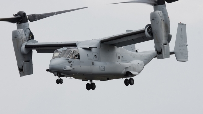 Photo ID 102101 by Alex van Noye. USA Marines Bell Boeing MV 22B Osprey, 168225