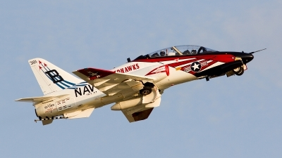 Photo ID 102096 by Nick Thomas. USA Navy McDonnell Douglas T 45C Goshawk, 167099