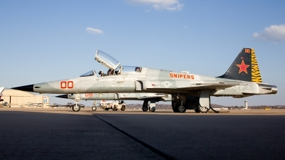 Photo ID 102095 by Nick Thomas. USA Marines Northrop F 5F Tiger II, 761586
