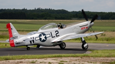 Photo ID 102157 by Jan Eenling. Private Private North American TF 51D Mustang, PH VDF