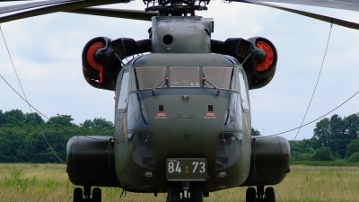 Photo ID 13142 by Joost van Doorn. Germany Army Sikorsky CH 53G Super Stallion, 84 73
