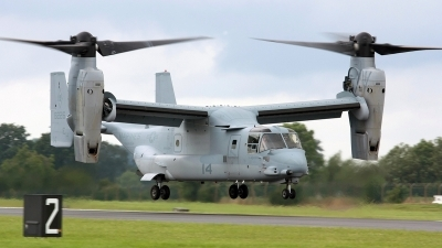 Photo ID 102225 by Tony Lowther. USA Marines Bell Boeing MV 22B Osprey, 168226