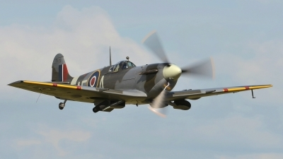 Photo ID 102535 by Martin Thoeni - Powerplanes. Private The Fighter Collection Supermarine 349 Spitfire LF5B, G LFVB