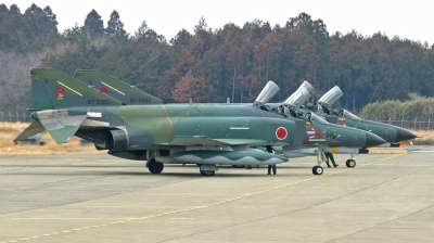 Photo ID 13165 by Marcel Bos. Japan Air Force McDonnell Douglas RF 4E Phantom II, 67 6380