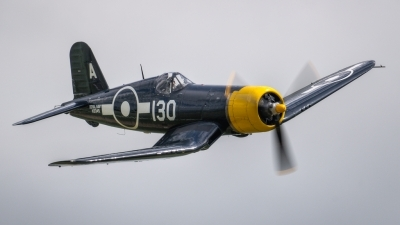 Photo ID 102550 by Adrian Harrison. Private The Fighter Collection Goodyear FG 1D Corsair, G FGID