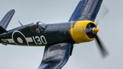 Photo ID 102925 by Adrian Harrison. Private The Fighter Collection Goodyear FG 1D Corsair, G FGID