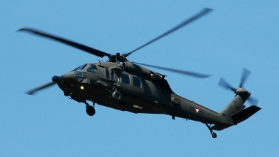 Photo ID 102640 by Radim Spalek. Austria Air Force Sikorsky S 70A 42 Black Hawk, 6M BA