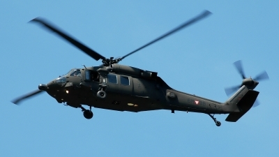Photo ID 102639 by Radim Spalek. Austria Air Force Sikorsky S 70A 42 Black Hawk, 6M BB
