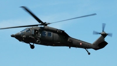 Photo ID 102613 by Radim Spalek. Austria Air Force Sikorsky S 70A 42 Black Hawk, 6M BE