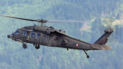 Photo ID 102659 by Werner P. Austria Air Force Sikorsky S 70A 42 Black Hawk, 6M BB