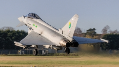 Photo ID 102667 by Adrian Harrison. UK Air Force Eurofighter EF 2000 Typhoon FGR4, ZJ920