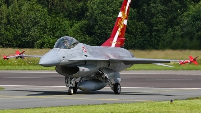 Photo ID 102769 by Markus Schrader. Denmark Air Force General Dynamics F 16AM Fighting Falcon, E 194