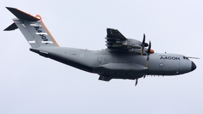 Photo ID 102920 by Walter Van Bel. Company Owned Airbus Airbus A400M Atlas, F WWMT