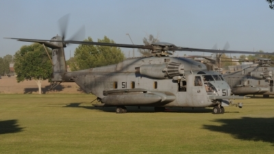Photo ID 102907 by Curt D. Jans. USA Marines Sikorsky CH 53E Super Stallion S 65E, 162485