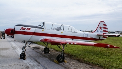 Photo ID 13244 by Hector Rivera - Puerto Rico Spotter. Private Private Yakovlev YAK 52, N888YK