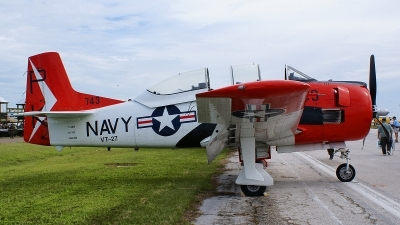 Photo ID 13245 by Hector Rivera - Puerto Rico Spotter. Private Private North American T 28B Trojan, N5439X