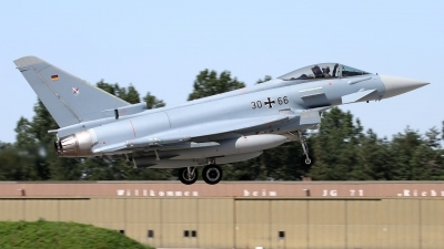 Photo ID 102895 by Jens Wiemann. Germany Air Force Eurofighter EF 2000 Typhoon S, 30 66