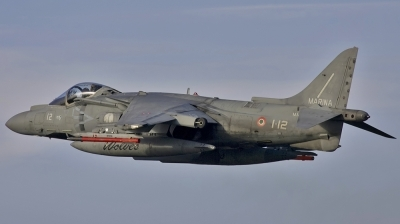 Photo ID 13254 by Maurice Hendriks - Afterburner Images. Italy Navy McDonnell Douglas AV 8B Harrier ll Plus, MM7218